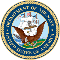 Seal of the United States Department of the Navy opt